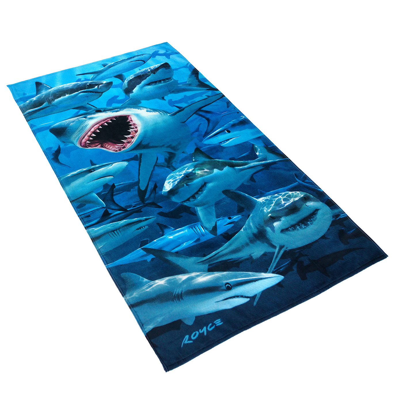 Tropical Beach Towel BK-106042 - 30x60