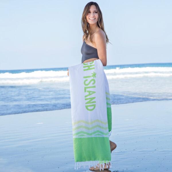 Aegean Peshtemal Beach Towel